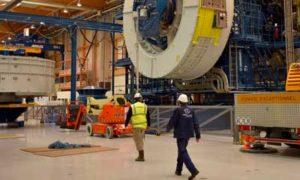 GENERAL ELECTRIC - Programme de transformation digitale : l'usine 4.0 des éoliennes Offshore